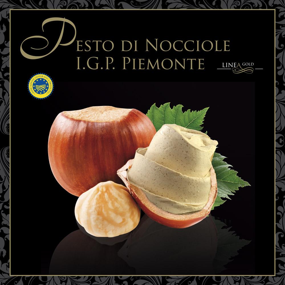 Pesto di Nocciole IGP Piemonte - Linea Gold