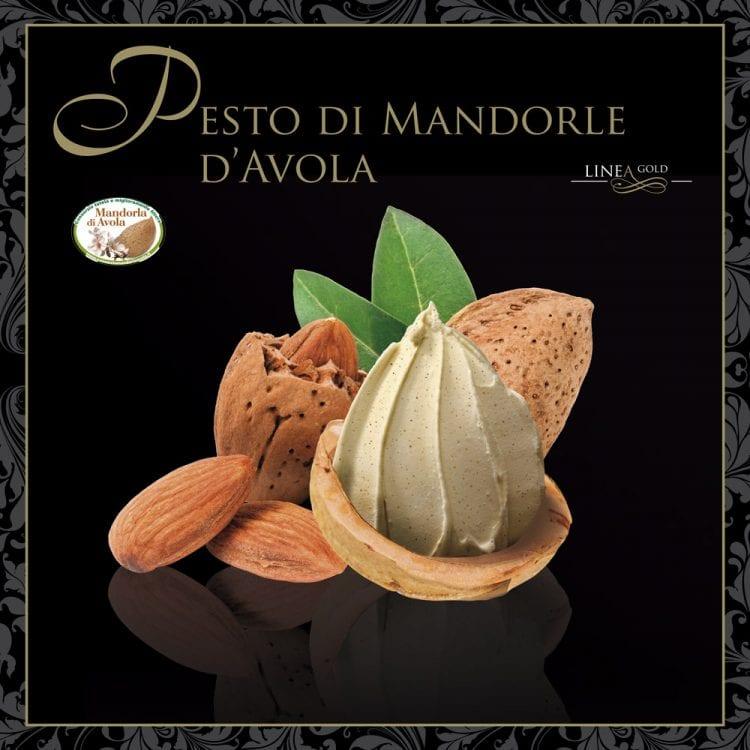 Pesto di Mandorla di Avola - Linea Gold