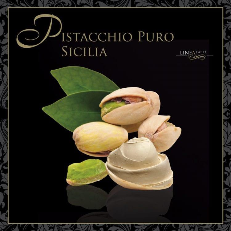 Pistacchio Puro Sicilia - Linea Gold