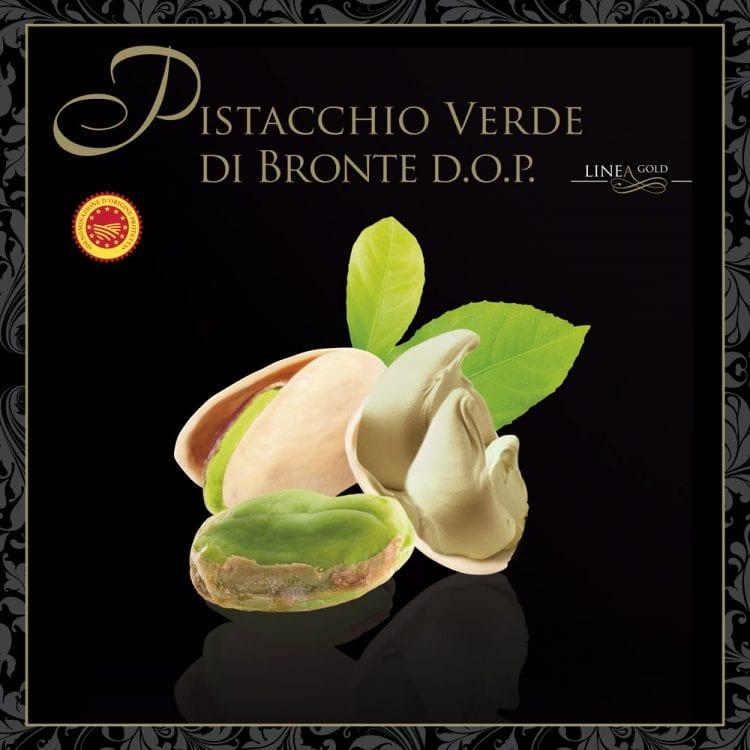 Pistacchio Verde di Bronte DOP - Linea Gold