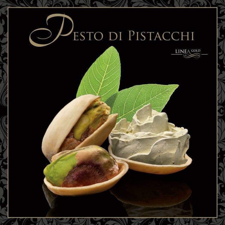 Pesto di Pistacchi - Linea Gold Leagel