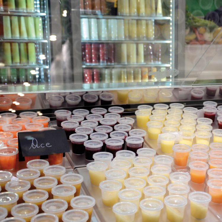 vetrina fruitube Leagel - Sigep Rimini