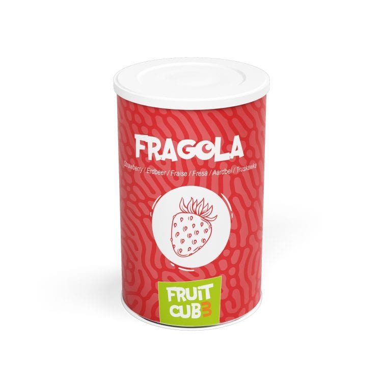 Fruitcub3 Fragola