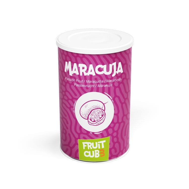 Fruitcub3 Maracuja