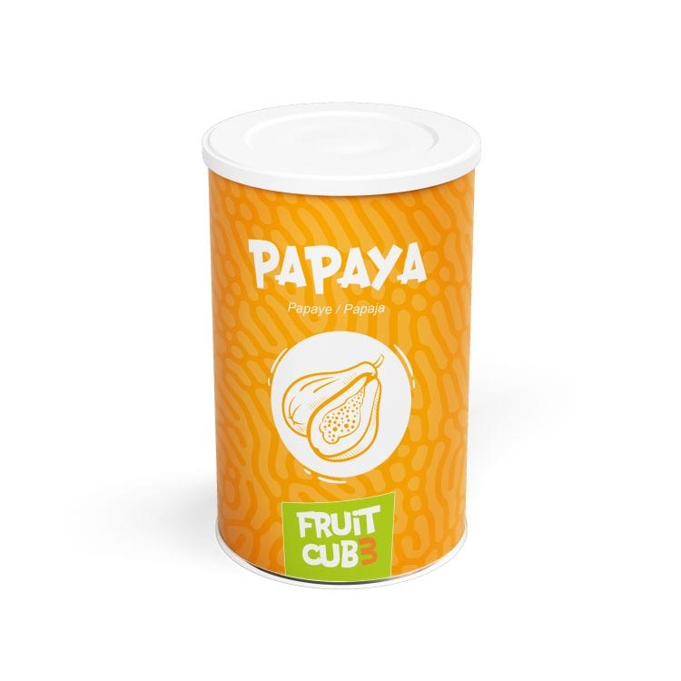 Fruitcub3 Papaya