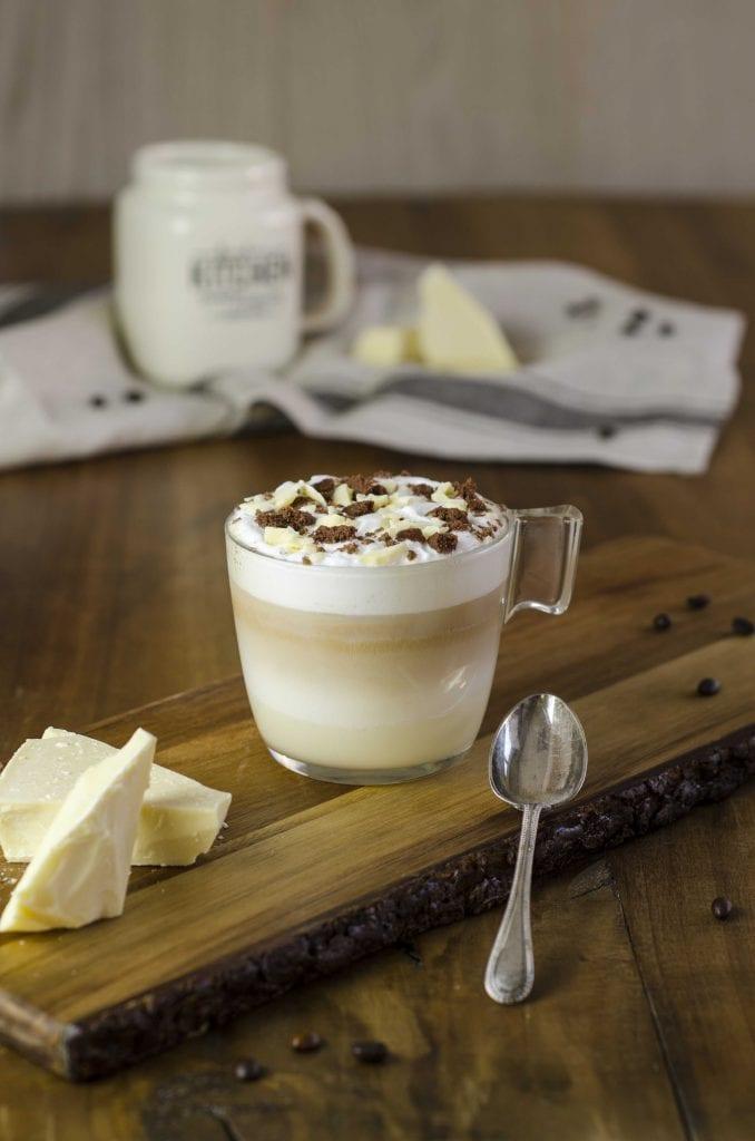 Iced Latte Cioccolato Bianco