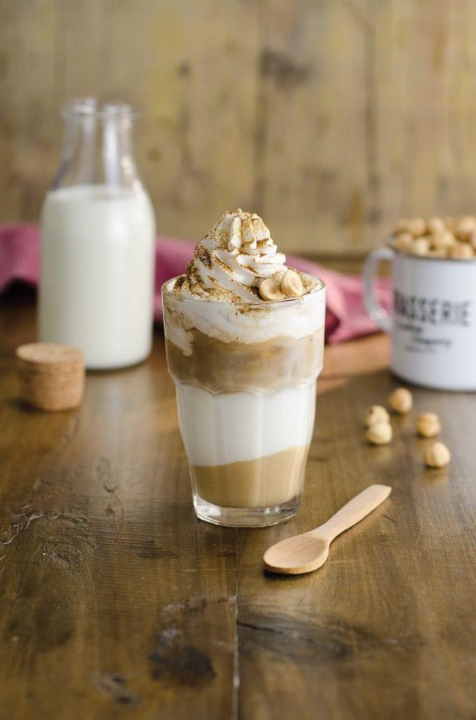 Iced Latte Nocciola